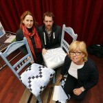 Mary Anthony Smyth & david O'Connor's chairs for Inner City Trust