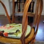 Sinead Smyth's chair for Playtrail