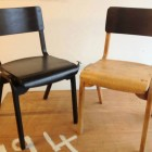 School chairs Black