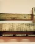 pallet wood winerack