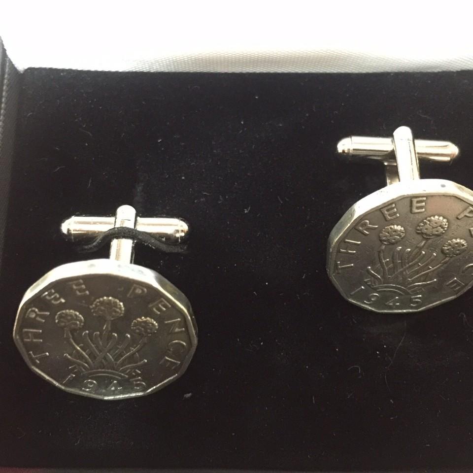 Upcycled Irish Coin 3D 1937 - 1952